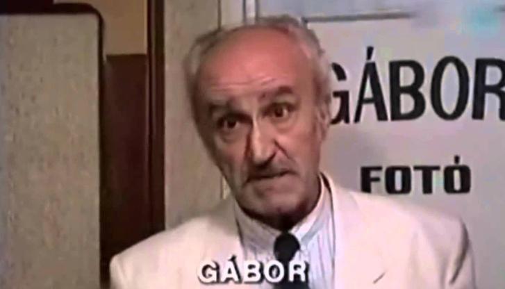 Gábor Gábor, a szomszédok karaktere