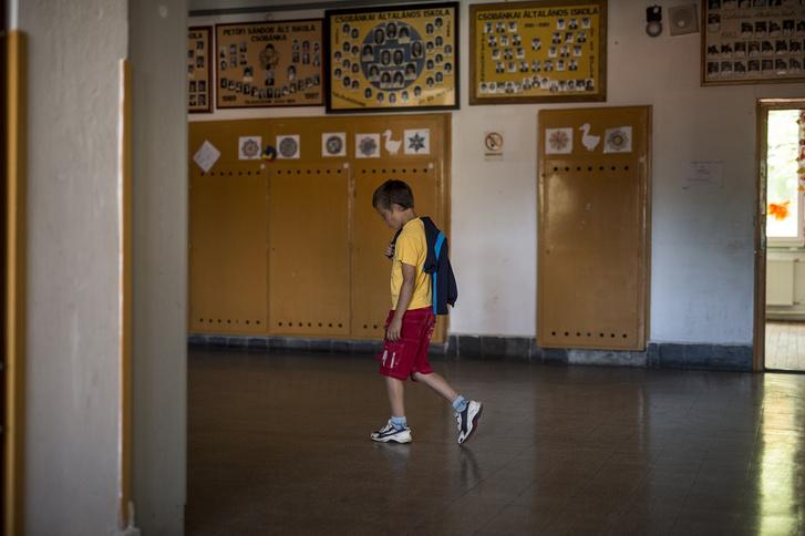 37 gyerekkel üresnek tűnik az iskola