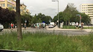 Lövöldözés volt egy müncheni bevásárlóközpontban