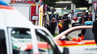 Legalább kilencen meghaltak a müncheni lövöldözésben