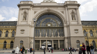 Gyanús csomag miatt ürítették ki a Keleti pályaudvart