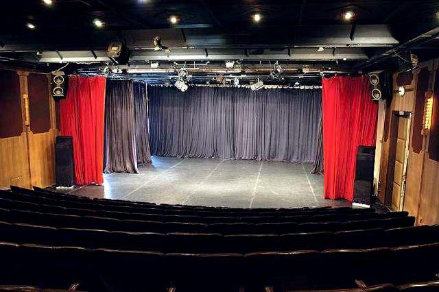 A Vasas Művészegyüttes színházterme