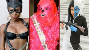 A Comic-cont nálunk a rózsaszín Chewbacca nyerte