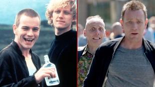 Trainspotting: ennyit változtak a szereplők 20 év alatt