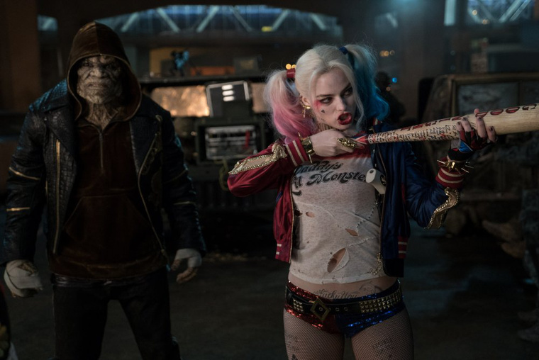 Jelenet a Suicide Squadból - így képzeljük a dress code-ot