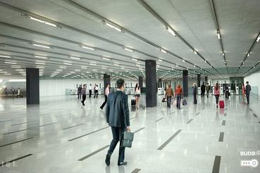 Aluljáró az Örs vezér terén. A metró és a HÉV összekötése után megváltozna a funkciója, és - ami legalább ilyen fontos lenne - a tervek szerint az állapota is .