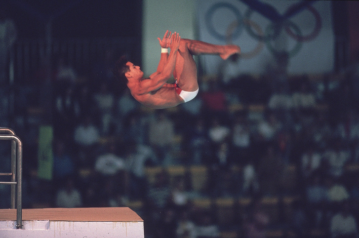 Greg Louganis (1988)