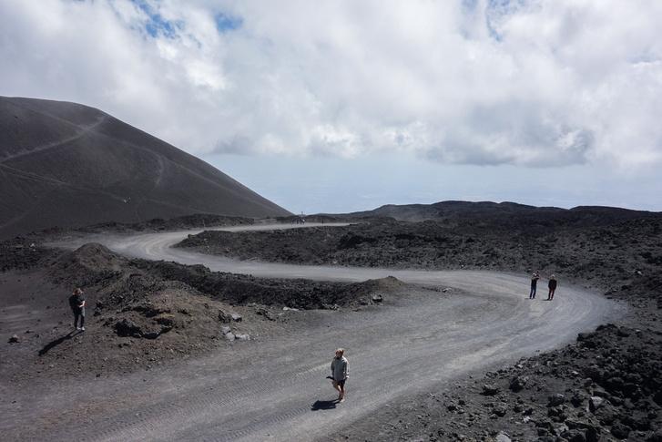2600 méteren ilyen az Etna