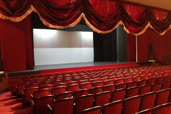 Turay Ida Színház - nézőtér