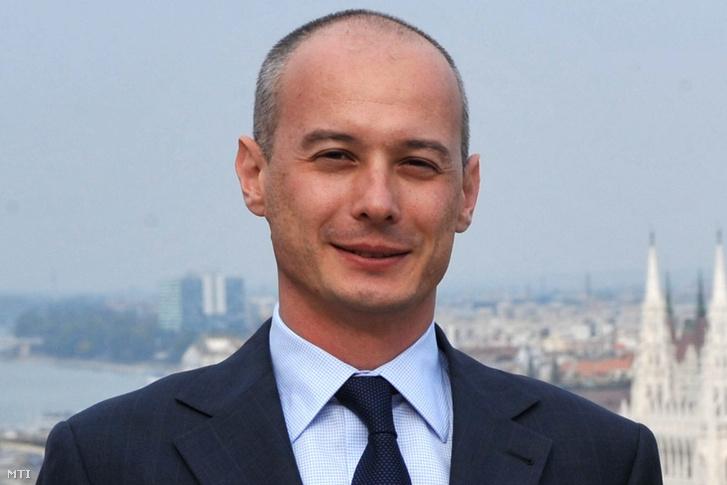 Bogdan Olteanu 2008-ban Budapesten