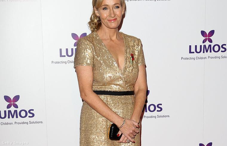 2013. november 9. – egy londoni jótékonysági est Rowling Lumos nevű alapítványa javára.