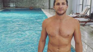 Bradley Cooper újabb hasonmása indul Rióban, az Olimpián