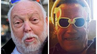 A két szülinapos: Andy Vajna és Arnold Schwarzenegger