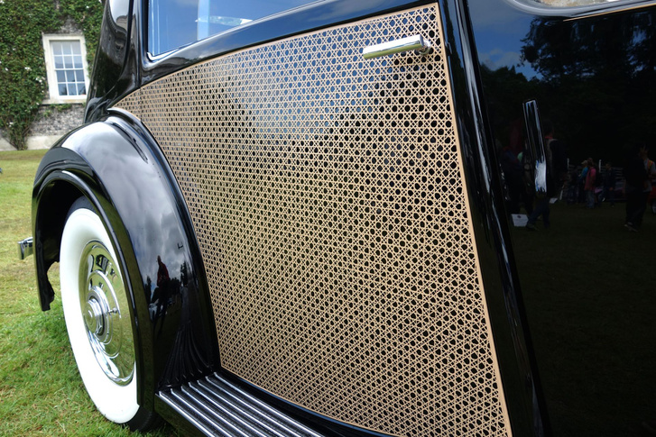 Ako azt hitte, hogy a Citroen vagy a Renault találta fel a nádfonatot a karosszéria oldalán, téved - ezen már egy híján nyolcvan évvel ezelőtt ott volt