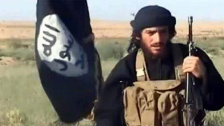 Abu Muhammad al-Adnani egy 2012-es Youtube videón