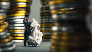 A tényleg jó párok nem pörögnek az esküvőn, az csak úgy megtörténik