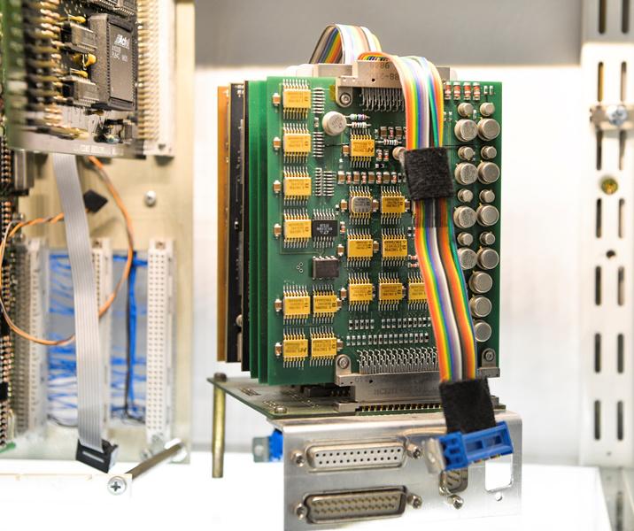 A Philae-szonda vezérlőprocesszora