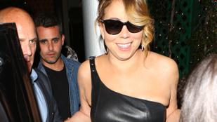 Mariah Carey úgy öltözött fel, mint húsz évvel ezelőtt