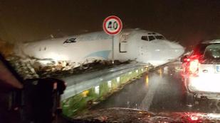 Túlfutásos magyar repülőgép-baleset történt Olaszországban