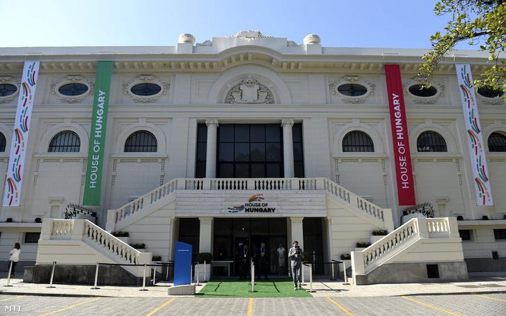 A riói Magyar Ház