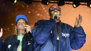 42 ember megsérült Snoop Dogg és Wiz Khalifa koncertjén