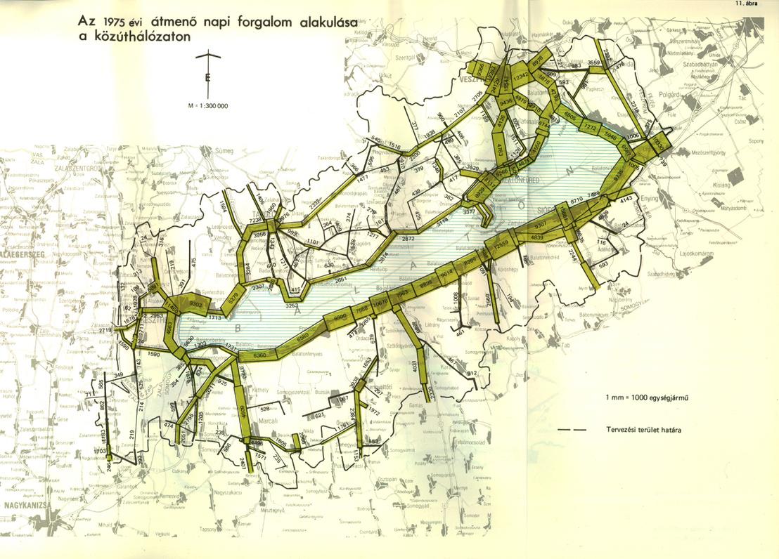 Index Urbanista Merre Ment Volna Az Autout A Balaton Eszaki