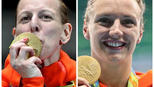 Így örültek a celebek a két olimpiai aranynak
