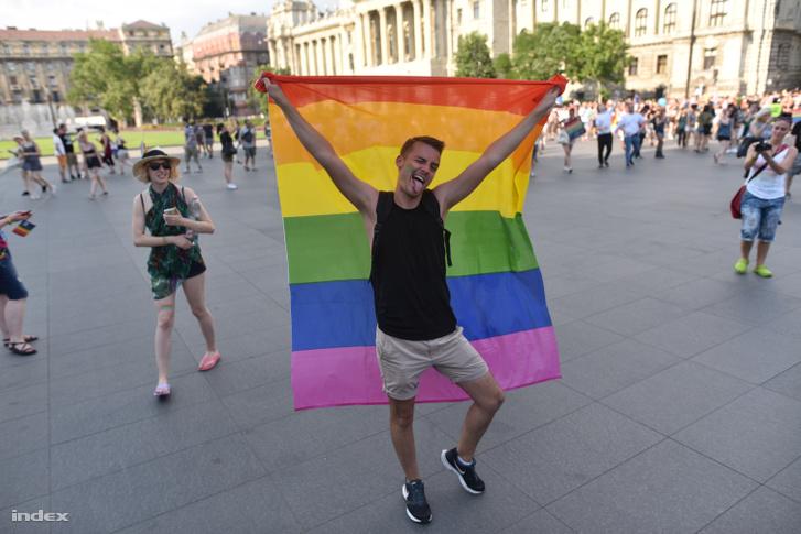 Az idei Budapest Pride-on