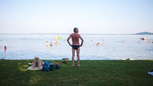 Tudta? Nem is a pisitől meleg a Balaton vize