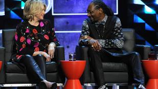 Az a vicc megvan, hogy Martha Stewart és Snoop Dogg közös főzőműsort csinál?