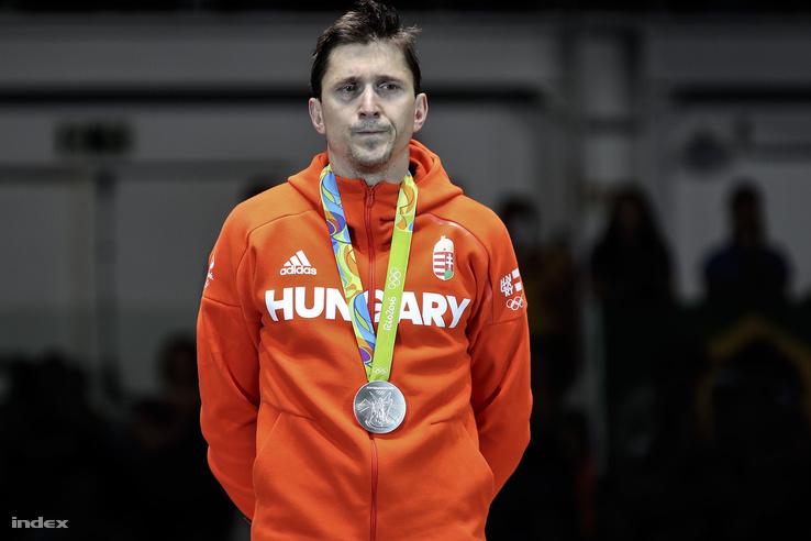 De Parknak sikerült fordítania, így Imre Géza szerezte meg Magyarország első ezüstérmét Rióban.