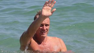 Dolph Lundgren az istennek sem akar öregedni