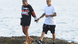 Az megvan, hogy Justin Bieber Sofia Richie-t fűzi?