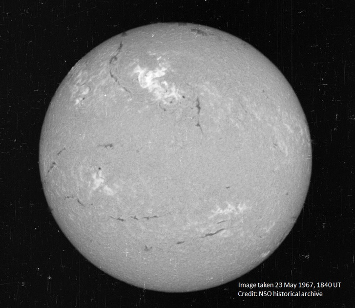 1967-solar-storm-flare-nso