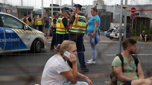 Hangfalborogató és piatolvaj miatt intézkedtek a rendőrök a Szigetnél