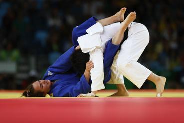 Joó Abigél a negyeddöntőig menetelt, ahol azonban kikapott és vigaszágra került a 78 kilósok között.