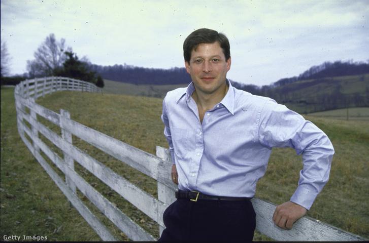 Al Gore a 80-as években