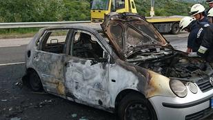 Motoros baleset Vácnél: egy ember meghalt