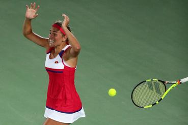 Tenisz női egyesben Monica Puig nyerte a döntőt, amivel Puerto Rico történetének első olimpiai aranyérmese lett