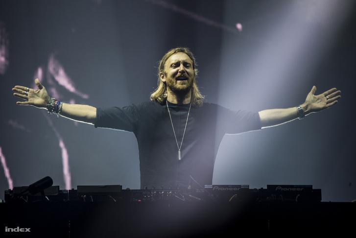 David Guetta kiirthatatlan a magyar fesztiválpiacról