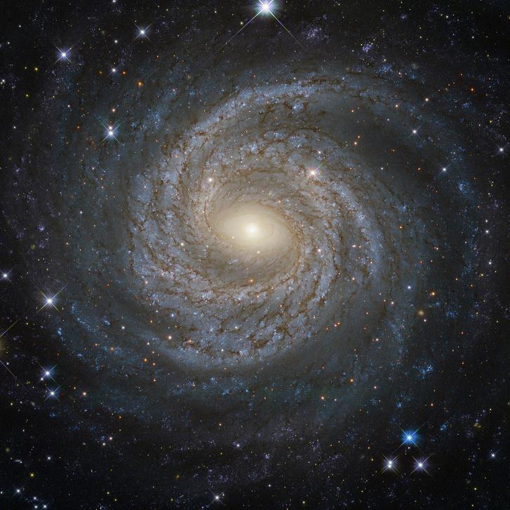 Az új anyag például megmagyarázhatná, mi tartja egyben az ehhez hasonló spirális galaxisokat