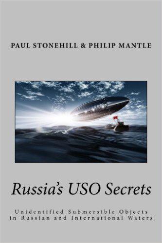 A mélytengeri idegeneket a Russia's USO Secrets című könyvben leplezték le