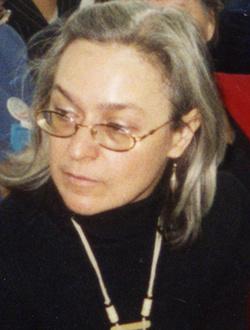 Anna Politkovszkaja (1958-2006)