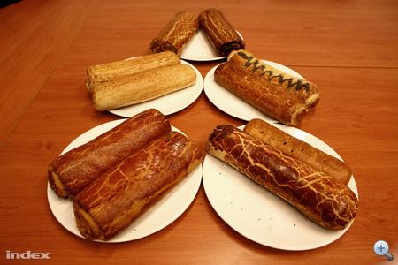 Az öt tányér