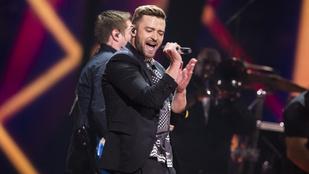 Őrület, hogy ez a Justin Timberlake, milyen laza és jó fej