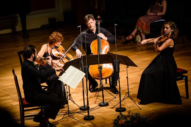 Gringolts Kvartett