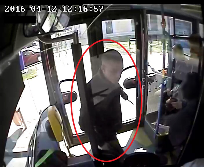 214- busz támadó