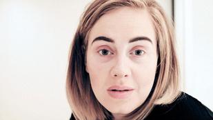 Ilyen az, ha Adele beteg