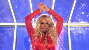 Itt van Britney Spears új dala