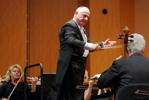 Gál Tamás és a Miskolci Szimfonikusok